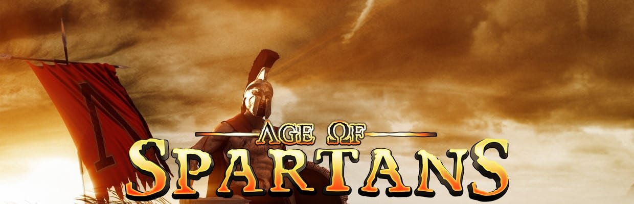 Age of Spartans - Wizard Slots