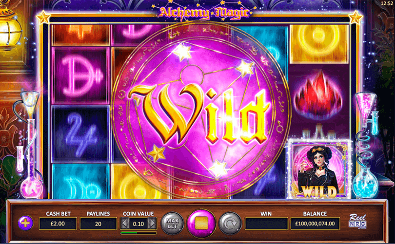 Alchemy Magic Slot Onlines