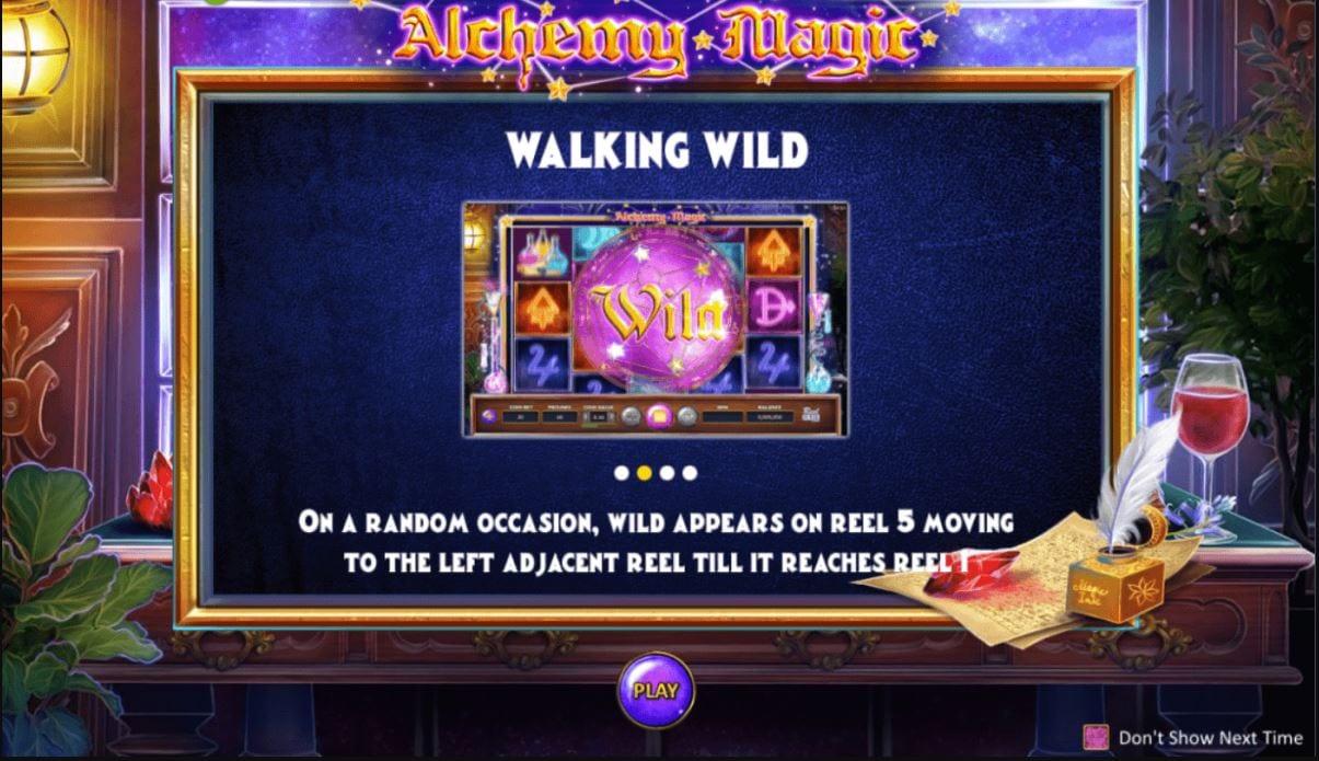 Alchemy Magic Slots Free Spins