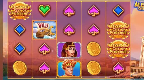 Alexandria City of Fortune Slot Game