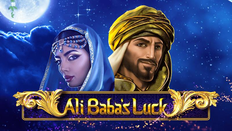Ali Baba's Luck Slot Wizard Slots