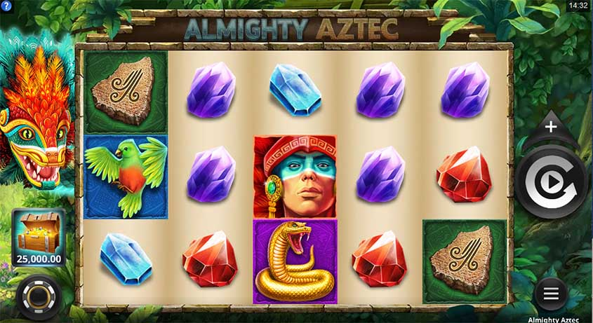 Almighty Aztec Slot Game