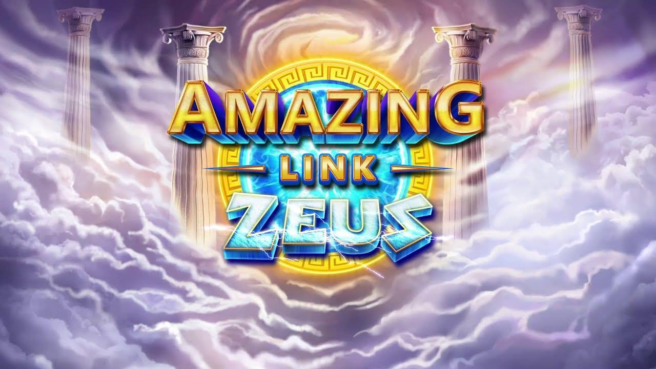 Amazing Link Zeus Slot Logo Wizard Slots