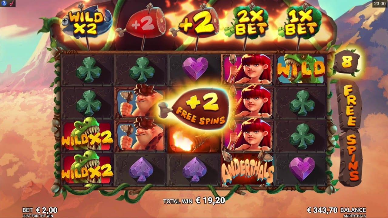 Anderthals Free Slots