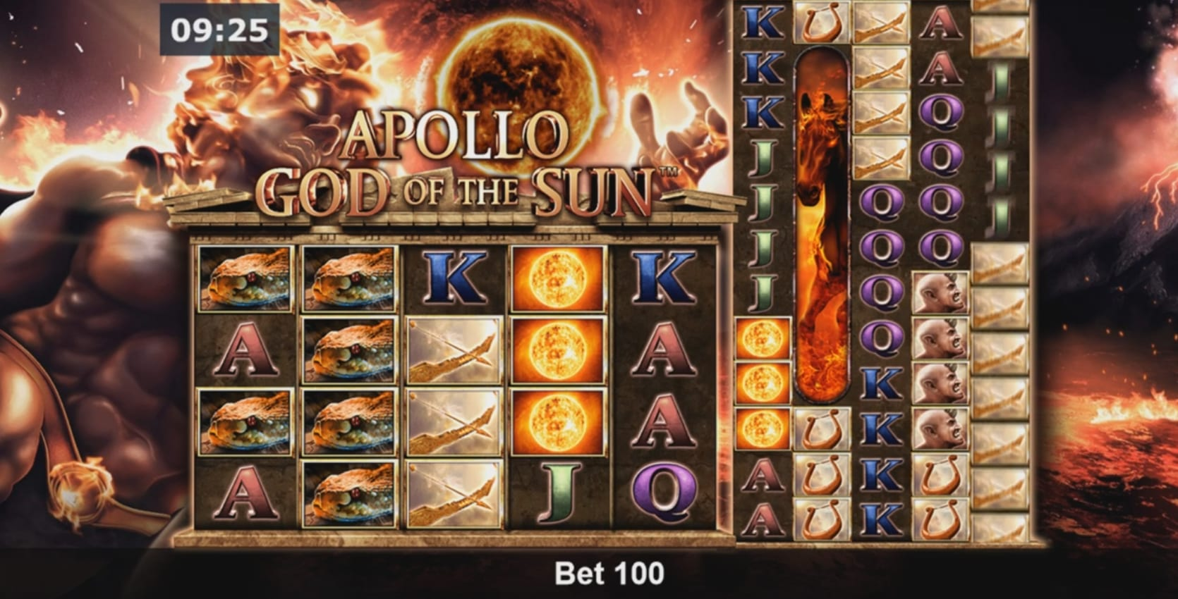 apollo god of the sun gameplay