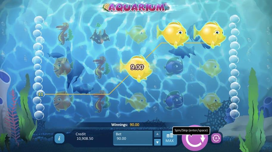 Aquarium Game Slot