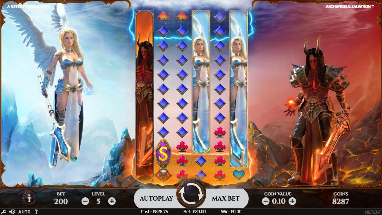 Archangels Salvation gameplay