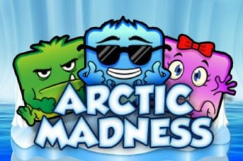 Arctic Madness slots game logo
