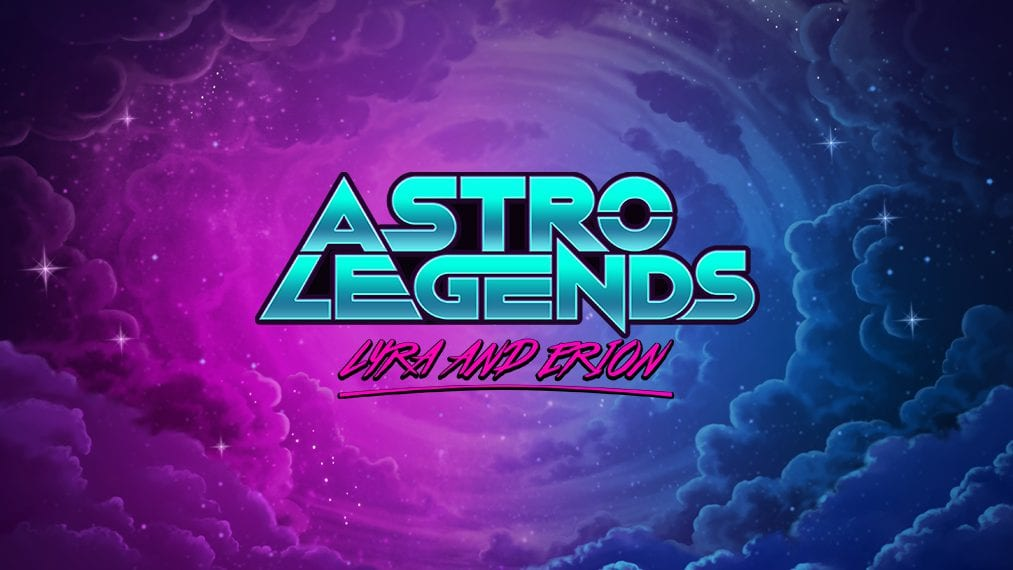 Astro Legends Lyra And Erion Logo