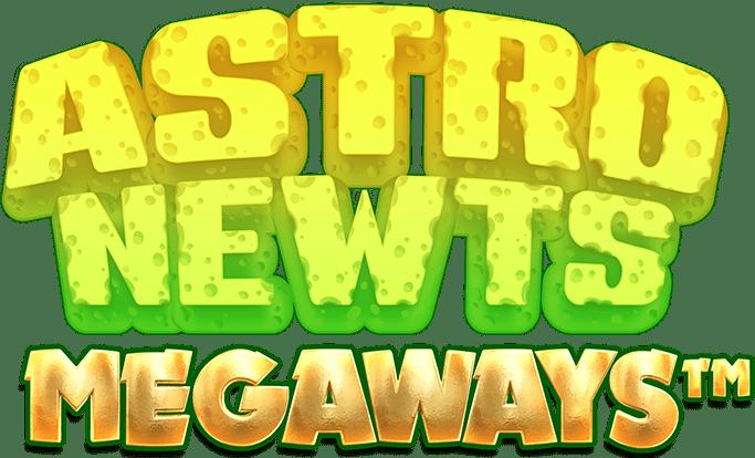 Astro Newts Megaways Slot Logo Wizard Slots