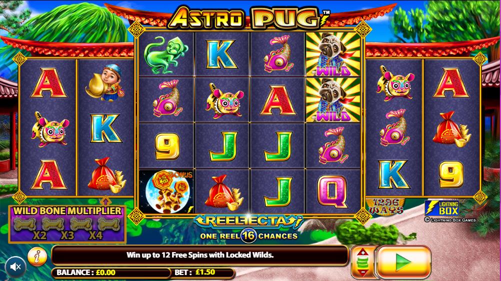 Astro Pug Gameplay