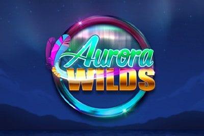 Aurora Wilds slot game logo