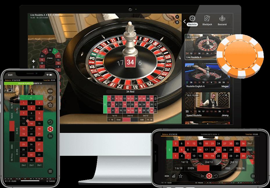 Auto Roulette Mobile Casino