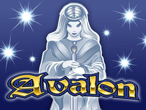 Avalon Slots Game logo