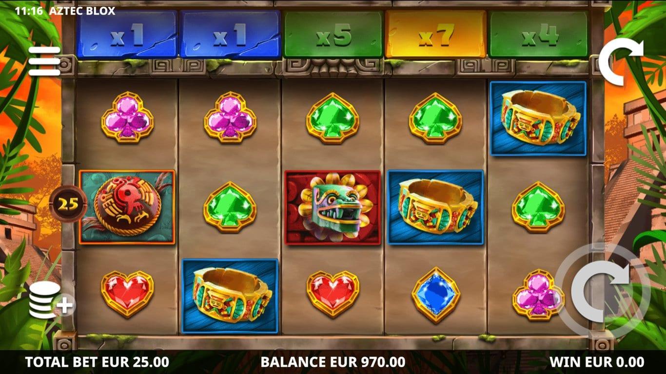 Aztec Blox Slot Online