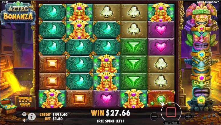 Aztec Bonanza Online Slots