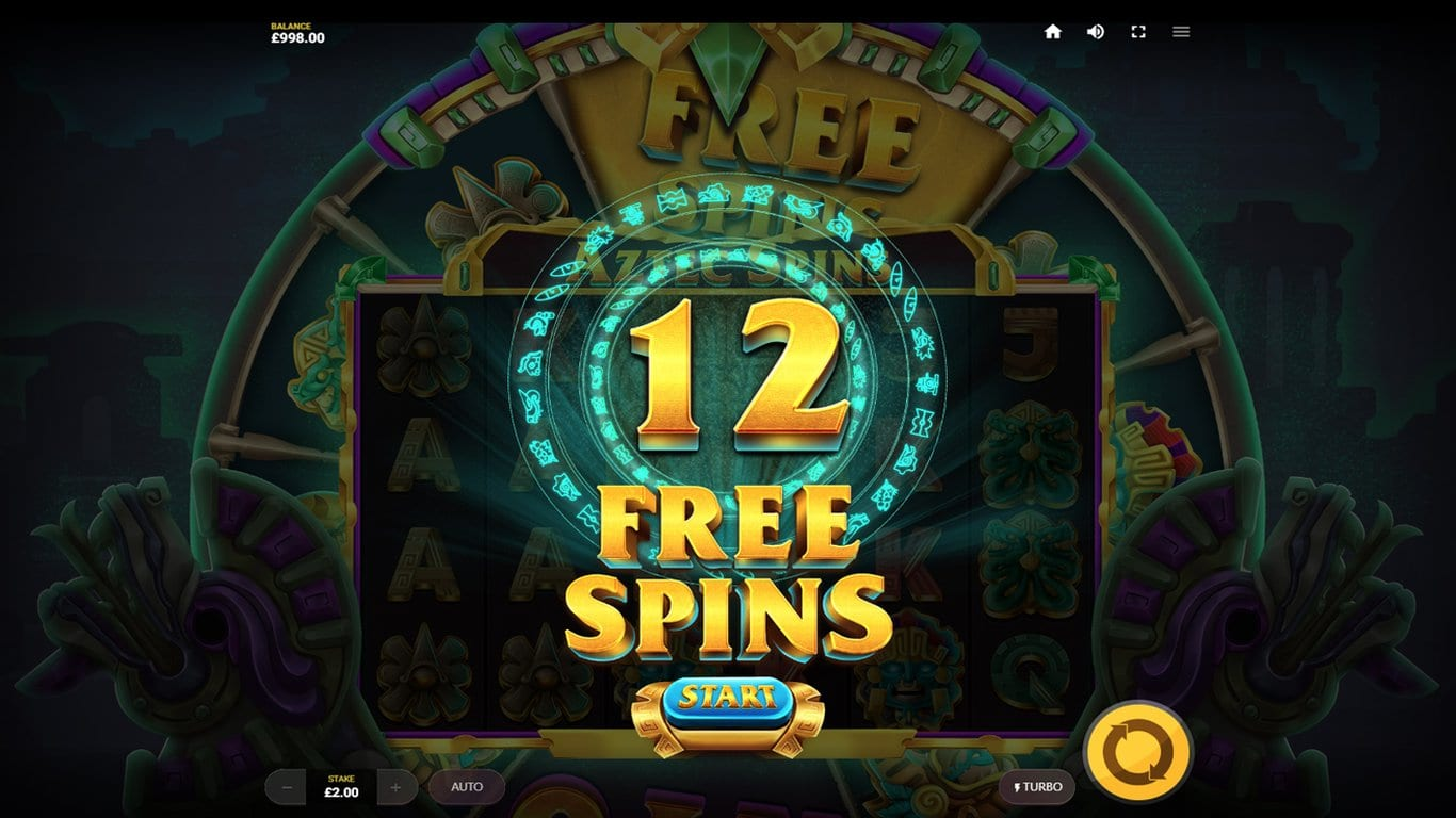 Aztec Spins Free Spins Slots