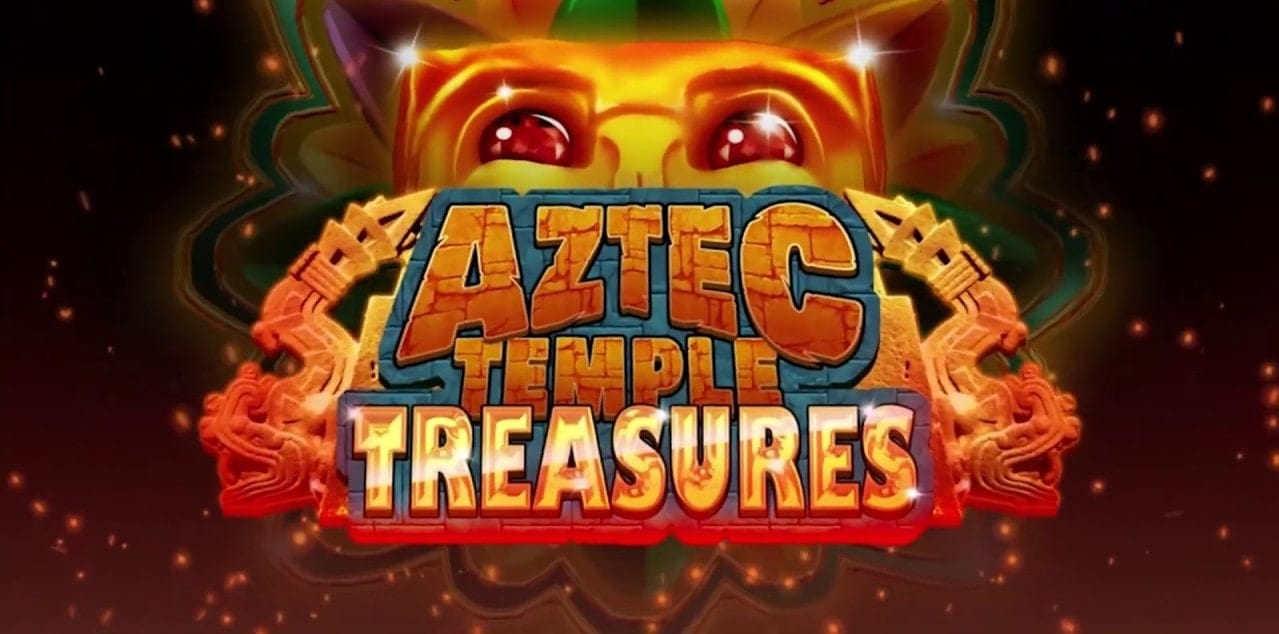 Aztec Temple Treasures Slot Game logo