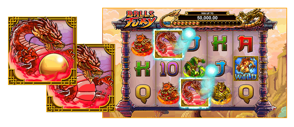 Balls Fury Slot Online