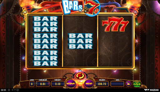 Bars & 7s Slot Online