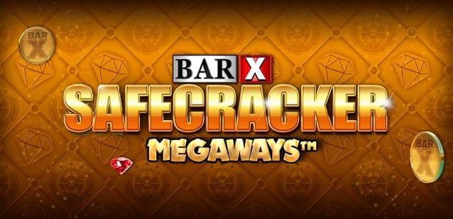 Bar-X Safecracker Megaways slot logo