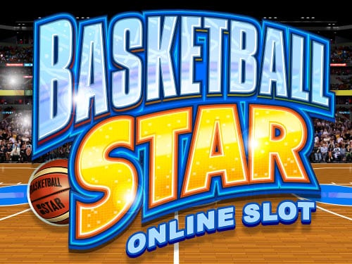 Basketball Star slots game logo