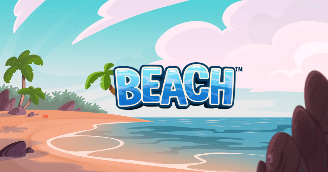 Beach Slots game logo