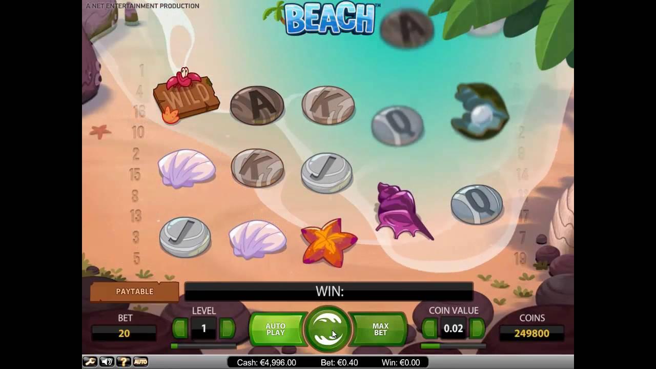 Beach Slots Online
