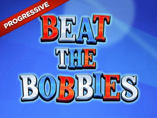 Bobbies Jackpot game logo