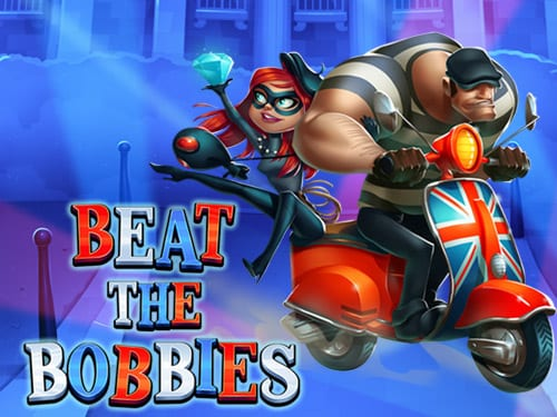 Beat the Bobbies logo