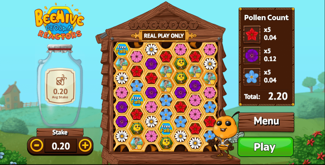 beehive bedlam gameplay