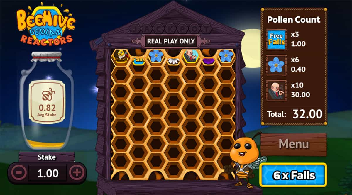 Play Beehive Bedlam