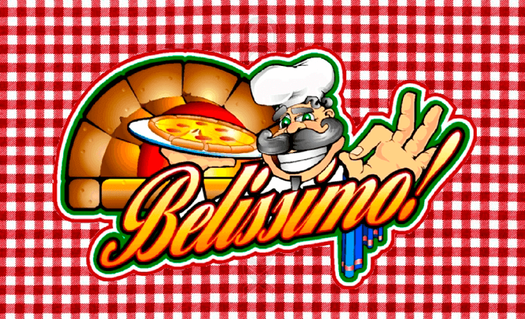 Belissimo! slots game logo