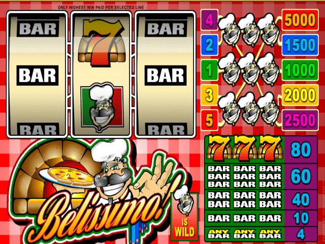 Belissimo! Slot Game