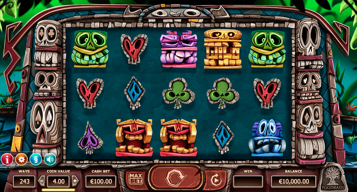 Big Box online slots game gameplay