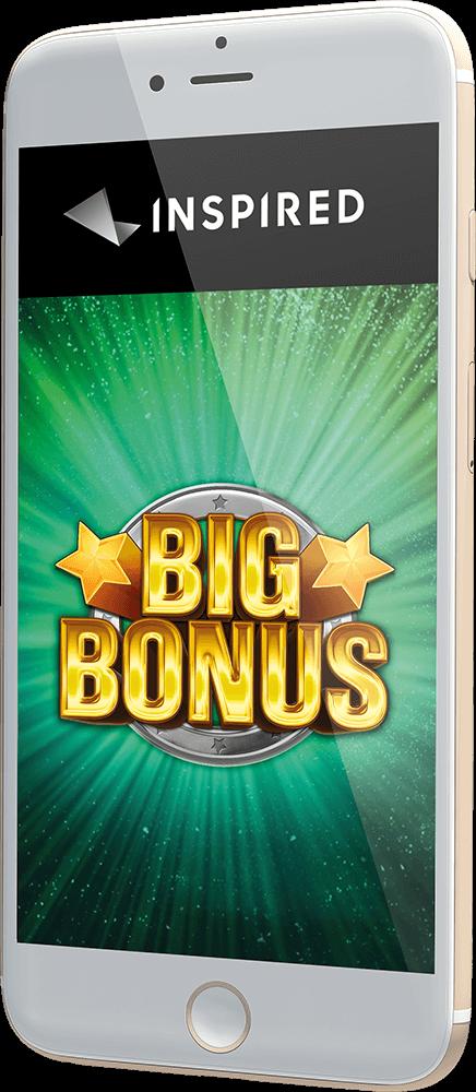 Big Bonus Mobile Slots