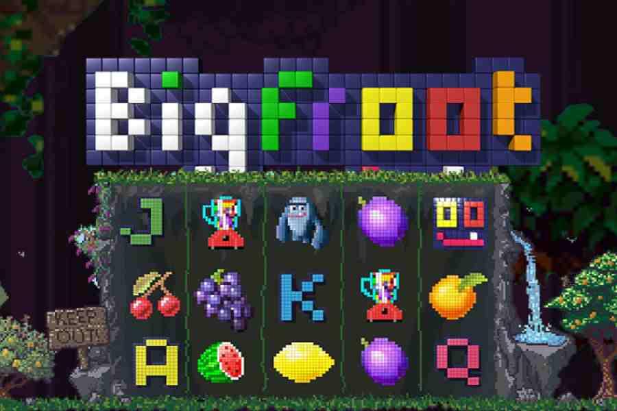 big froot slots game logo