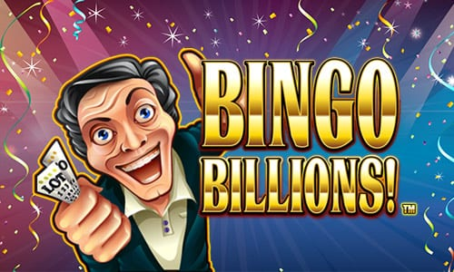 Bingo Billions slots game logo