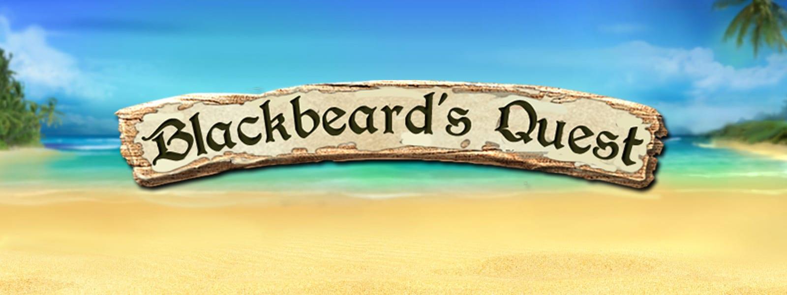 blackbeard's quest - wizardslots