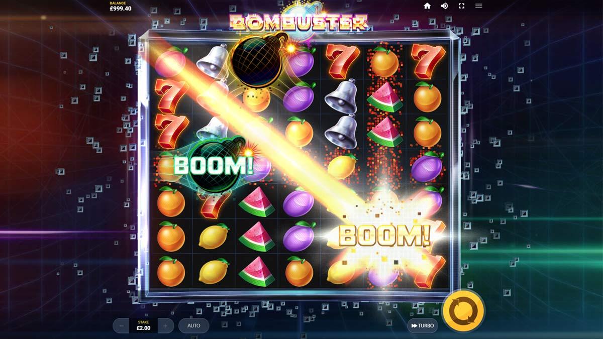Bombuster Free Slots