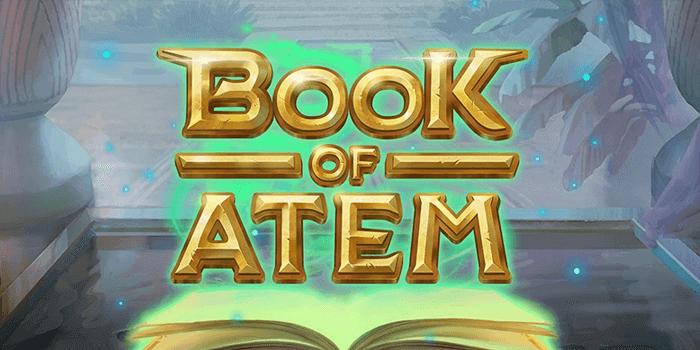 Book of Atem Slot Wizard Slots