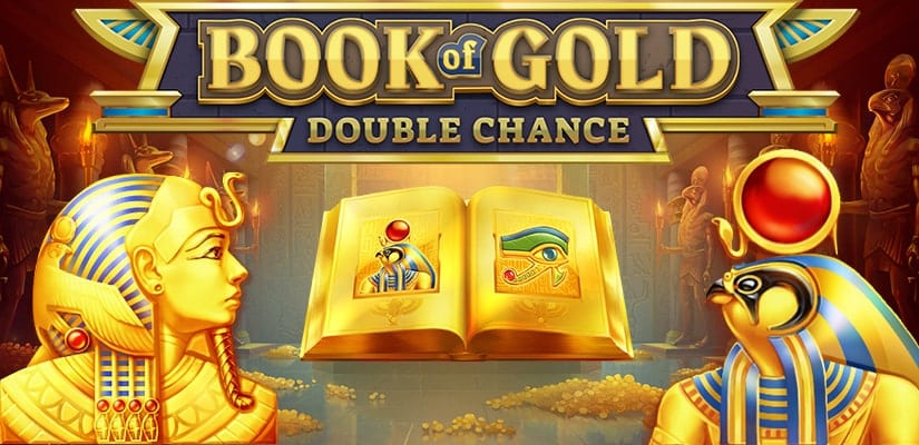 Book Of Gold Double Chance Logo