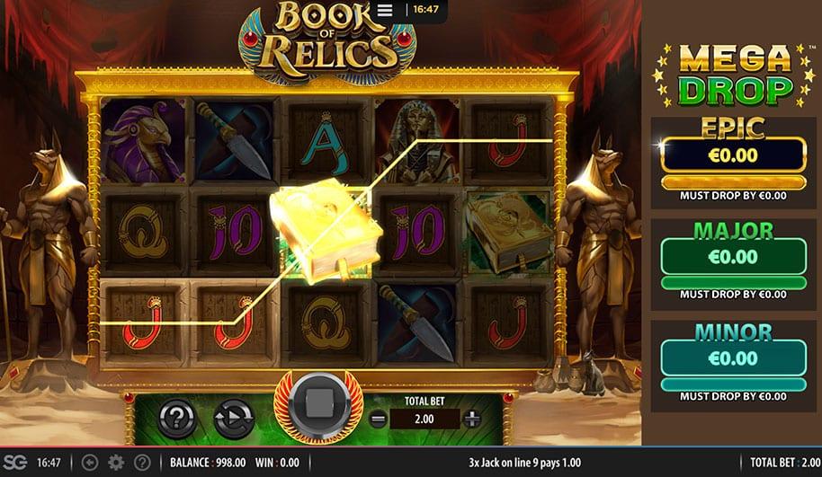 Book of Relics Online Slots