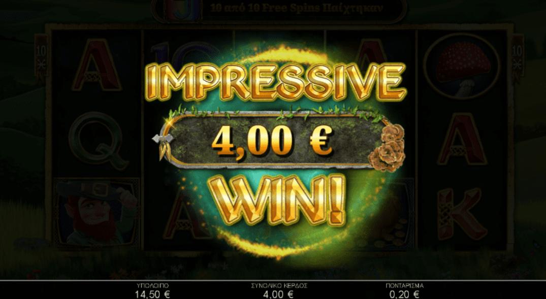 Book of the Irish Slot Game