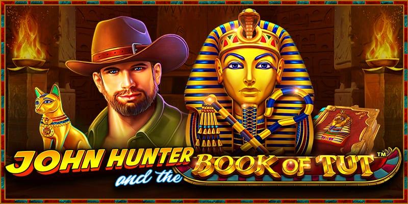 Book of Tut Slot Wizard Slots