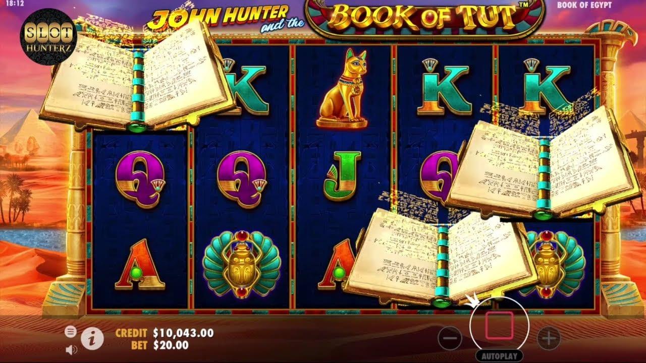 Book of Tut Slots Online