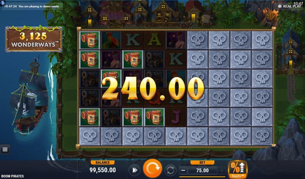 Boom Pirates Slot Games