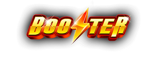 Booster slots game logo