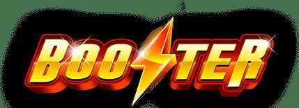 Booster slots game logo