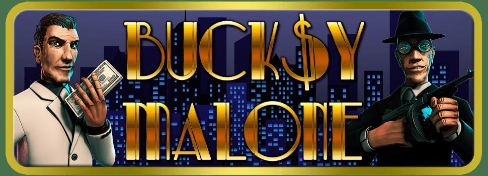 Bucksy Malone Slot Wizard Slots